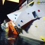 Qualifiers in 20min! adidasrockstars stuttgart bouldering climbing
