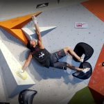 Our semis video is ready Visit youtubecomonbouldering and enjoy! adidasrockstarshellip