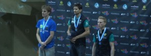 Male podium in Toronto