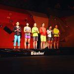 Female finalists adidasrockstars bouldering stuttgart climbing