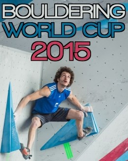 2015 Bouldering World Cup page