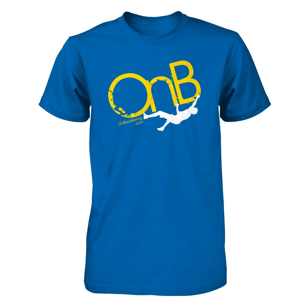 OnBouldering.com T-Shirt