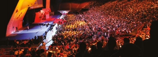 The venue was packed in 2012. I'm sure it will be again this time.